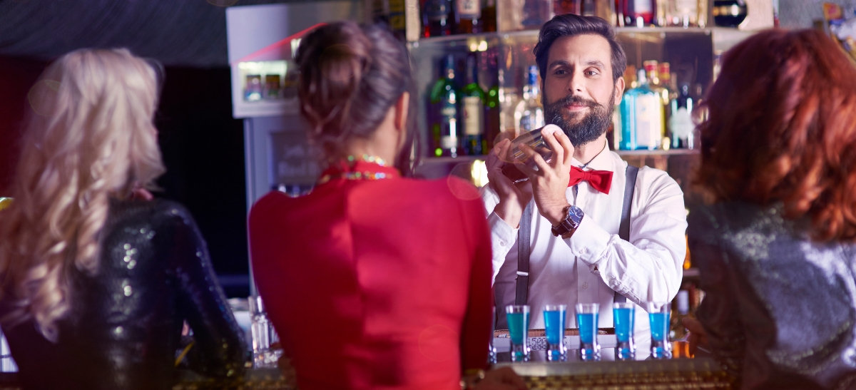Photo for: Leading Bartenders to Look Out For