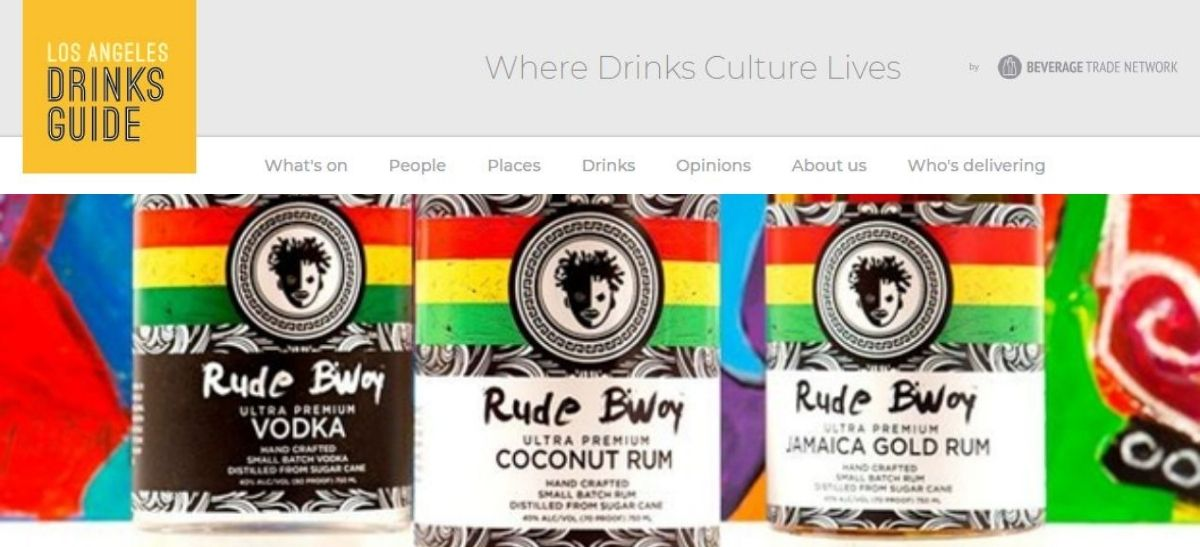 Photo for: Rude Bwoy Spirits - the Caribbean Islands in a Bottle