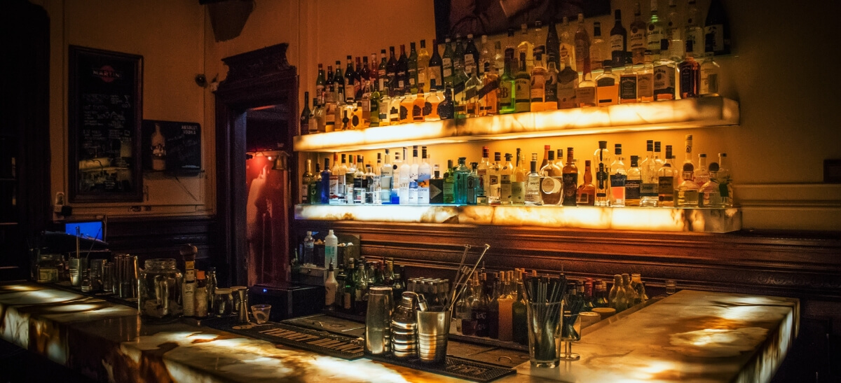 Photo for: How To Have The Right Products Behind the Bar