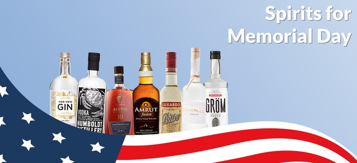 Photo for: 7 Spirits To Order Online For Memorial Day