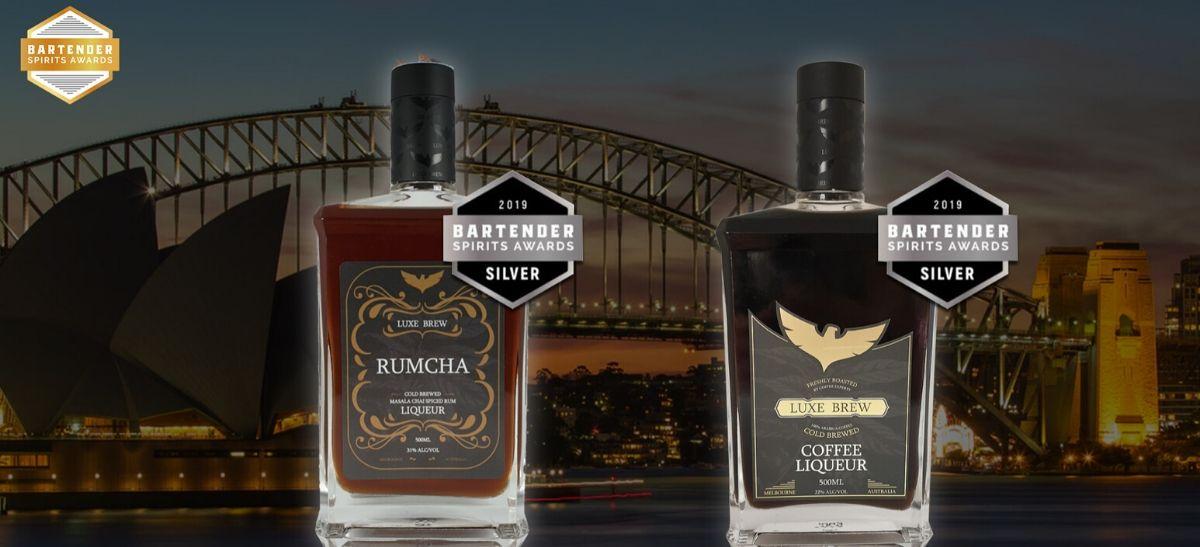 Photo for: Australia's Luxe Brew Shone At The 2019 Bartender Spirits Awards