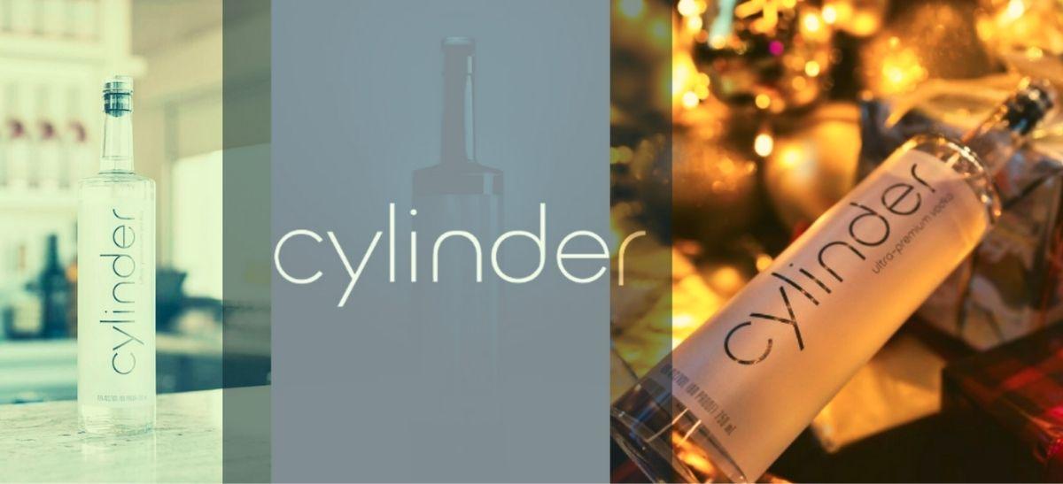 Photo for: Hat trick for Cylinder Vodka at Bartender Spirits Awards 2021