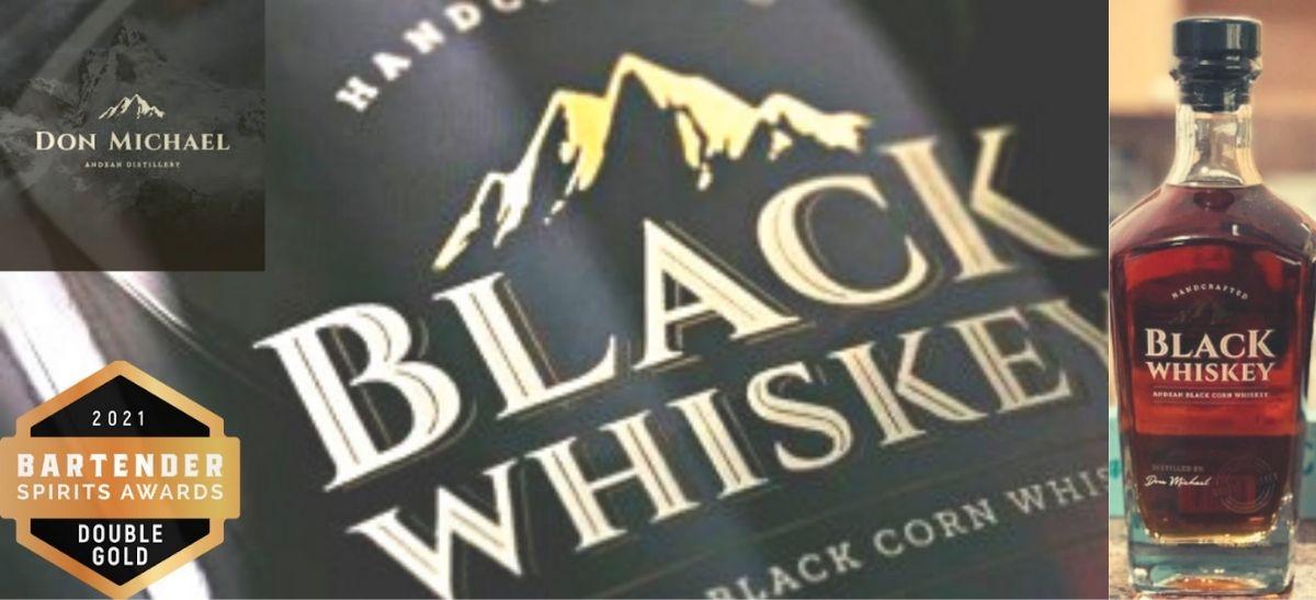 Photo for: Double Gold For Black Whiskey at Bartender Spirits Awards