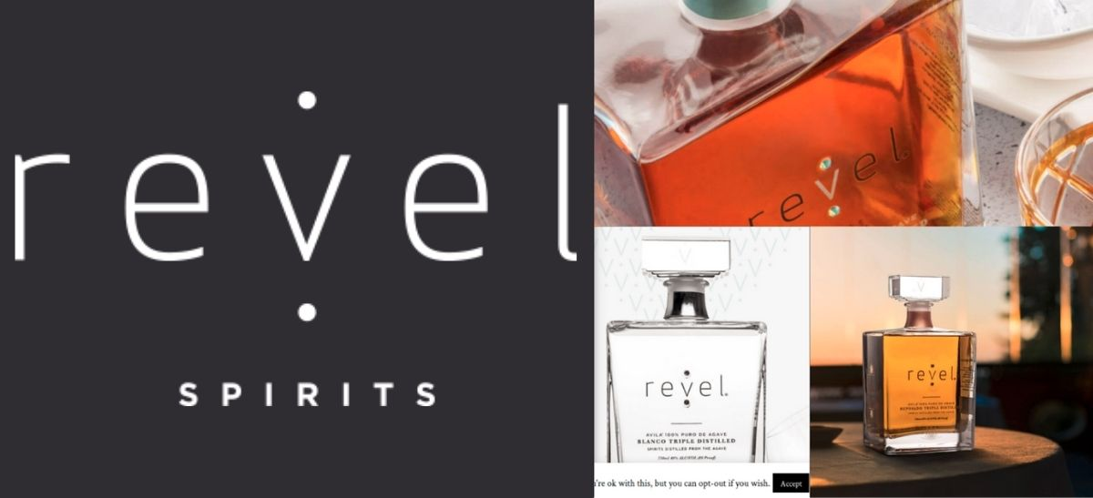 Photo for: Hat Trick of Silver medals for Revel Spirits, Inc.