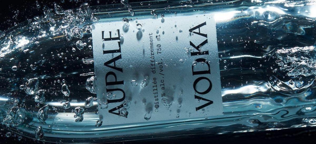 Photo for: Aupale Vodka wins Gold At Bartender Spirits Awards