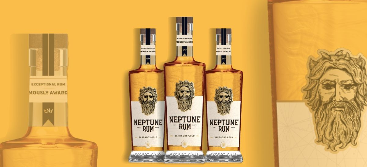 Photo for: Make Way For Rum of the Year – Neptune Rum Gold
