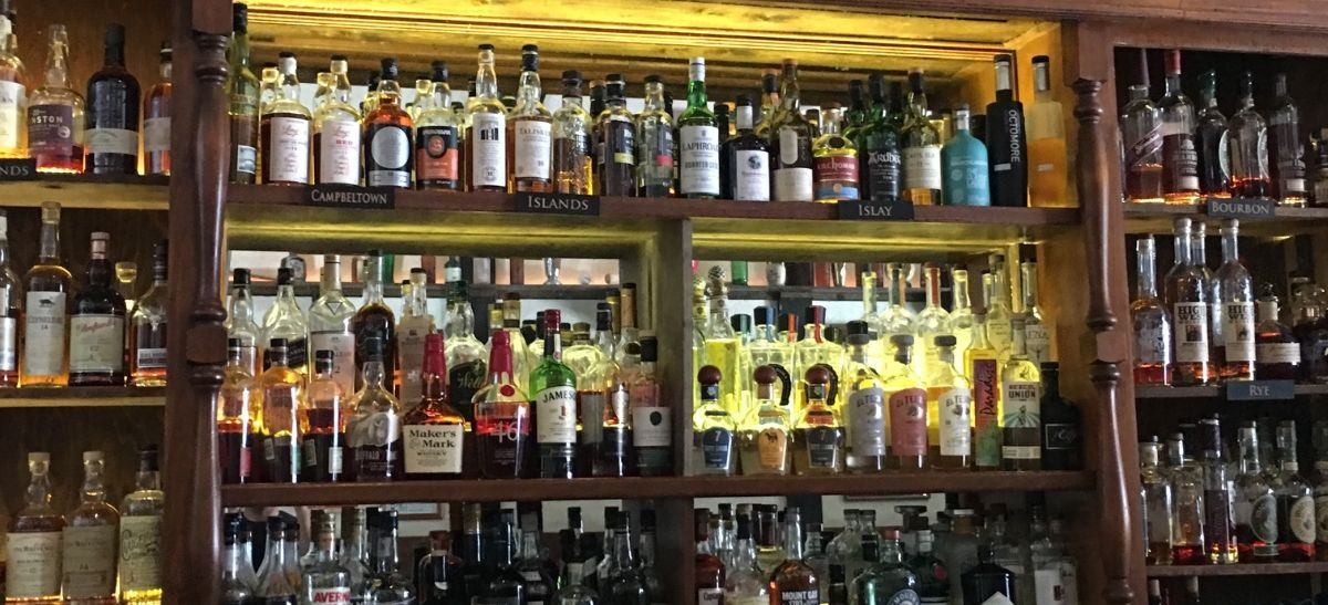 Photo for: 10 American Spirits You Must Stock In Your Bar