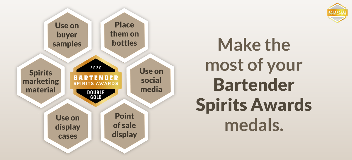 Photo for: How To Leverage Your 2020 Bartender Spirits Awards Victory For Maximum Trade Exposure