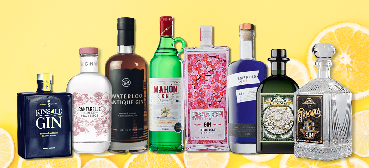 Photo for: Most Interesting Gins To Try This Year
