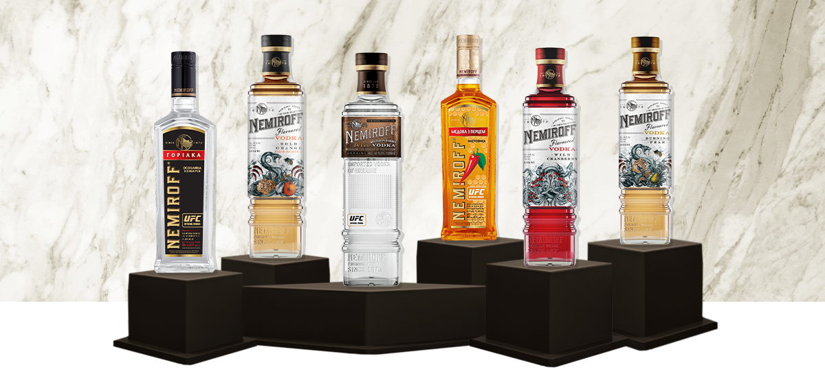 Photo for: Must-Try Ukrainian Vodkas To Tease Your Tastebuds