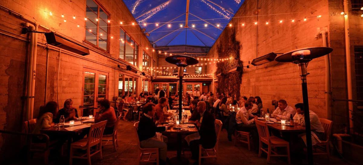 Photo for: Best Outdoor Drinking in San Francisco