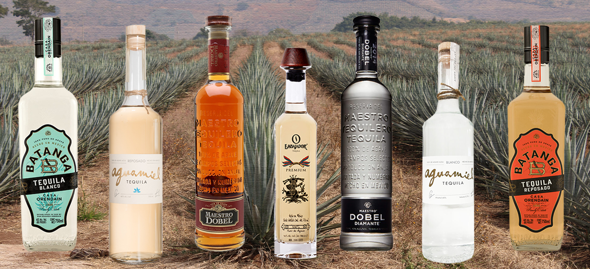 Photo for: Tequilas That Will Leave You Asking For More
