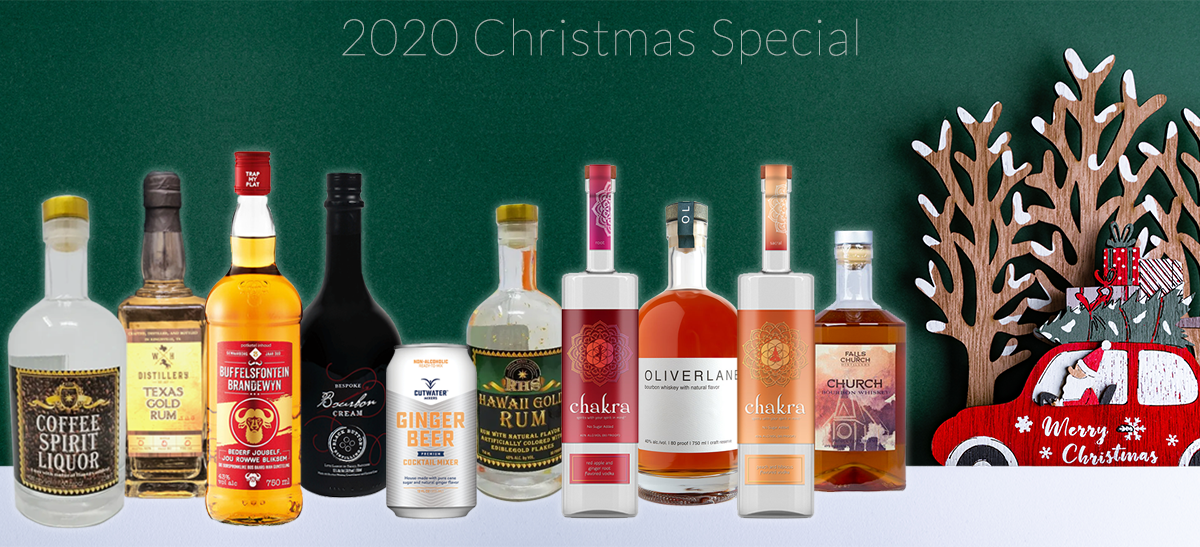 Photo for: 10 Amazing Spirits To Serve On Christmas