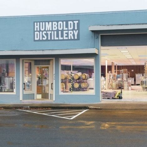 Photo for: Humboldt Distillery Organic Vodka Awarded Spirit Of the Year