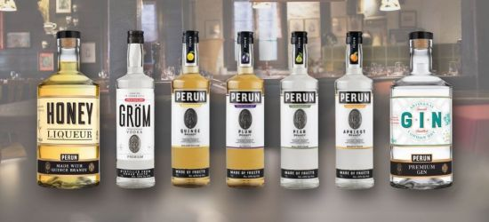 Photo for: Perun Distillery Grabs Gold, Silver, and Bronze Medals