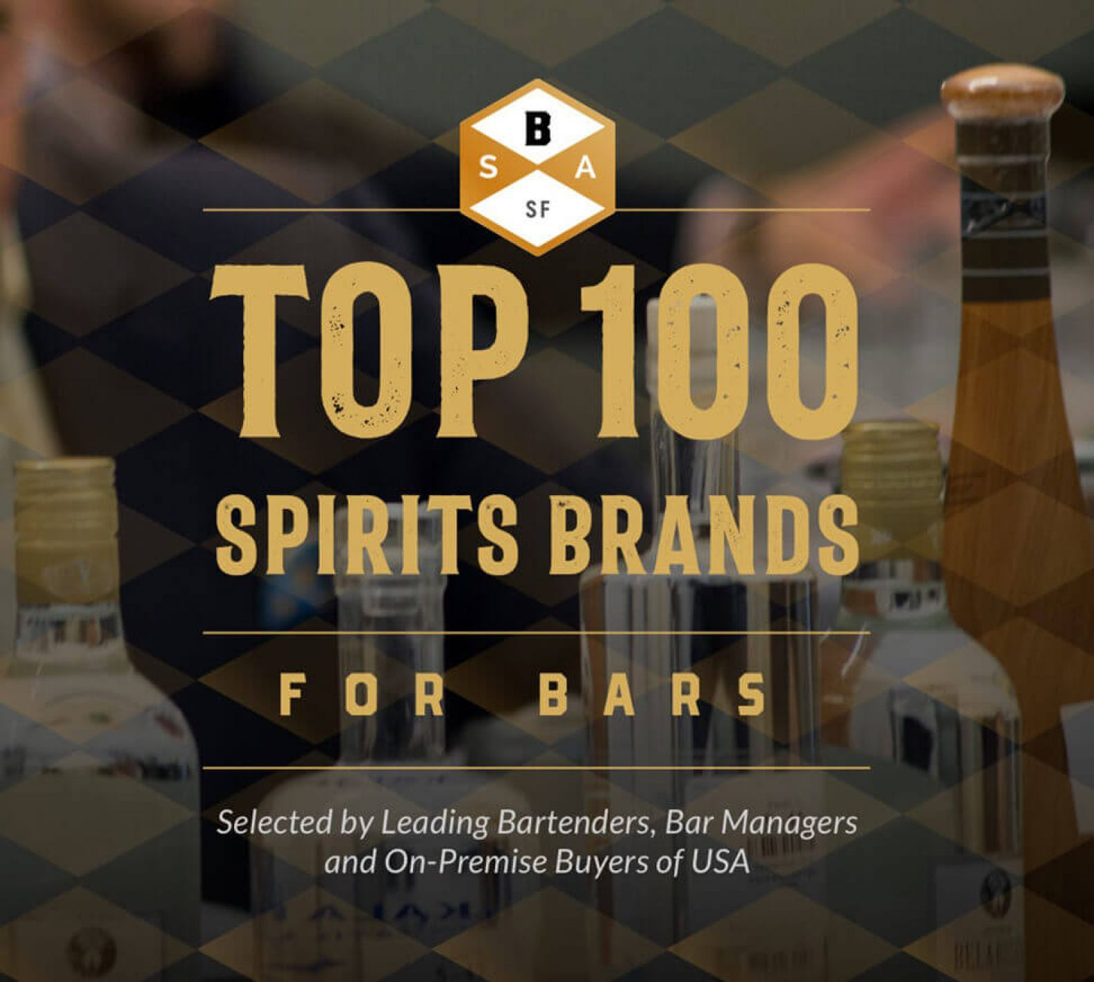 Photo for: Top 100 Spirits Guide